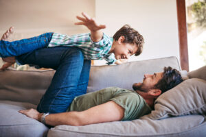 Isyyden vahvistaminen